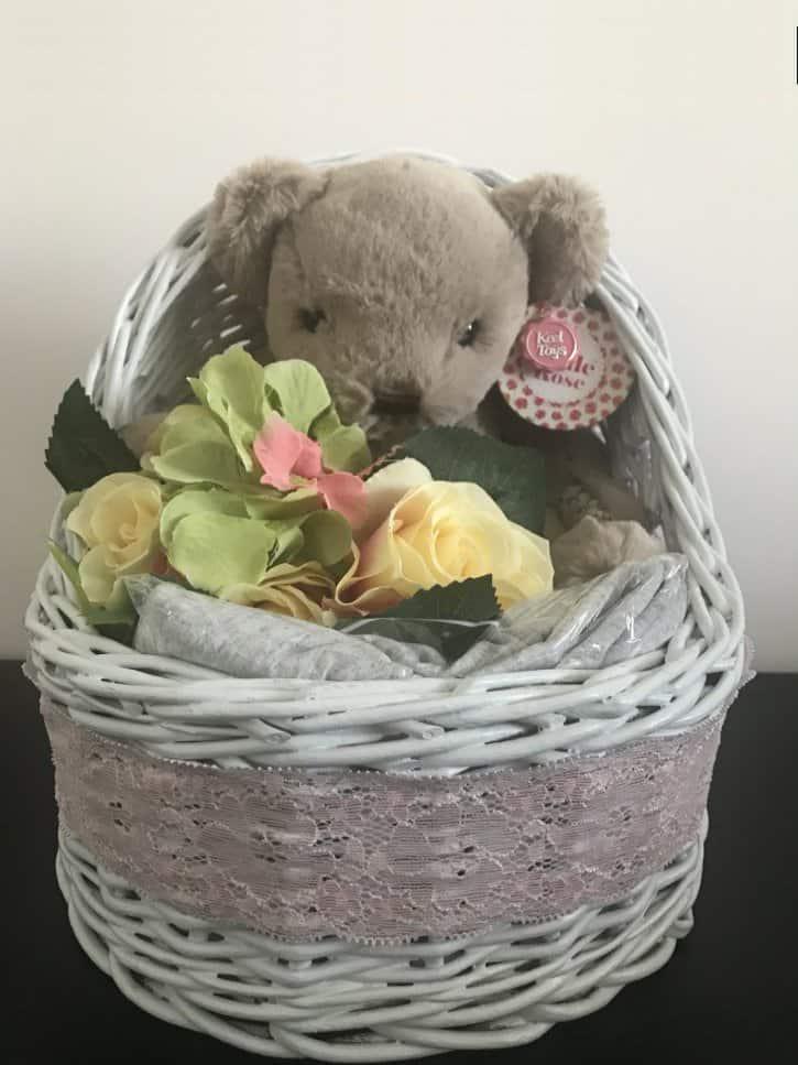 Coşuleţ cadou pentru mămică Mami de fetiţă